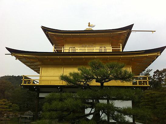 鹿苑寺 金閣寺  / Kinkakuji Temple